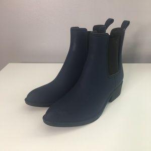 Jeffrey Campbell Forecast Chelsea Rain Boots